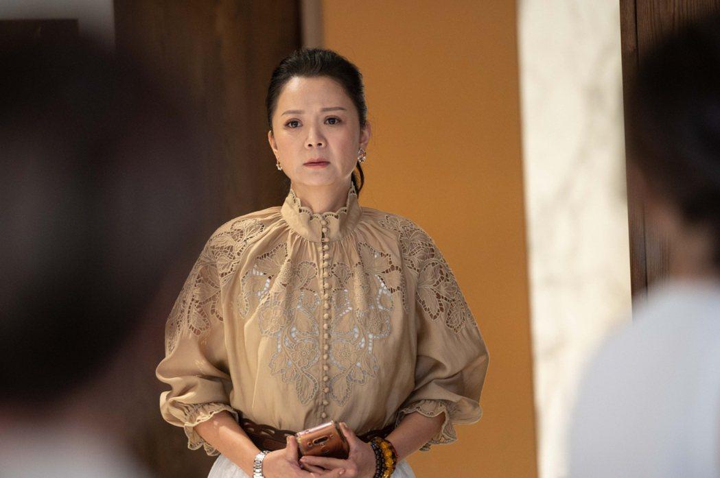 高欣欣加入「女力報到」。圖/TVBS提供