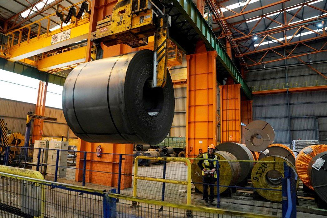 大陸與台灣的不銹鋼捲繼續遭歐盟課徵反傾銷稅。 路透