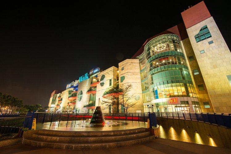 大江購物中心9月18日至10月31日推出「史上最長的周年慶」。圖/大江購物中心提...
