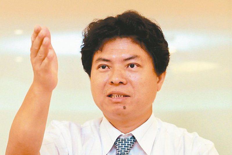 嘉基董事長朱德祥(本報系資料庫)