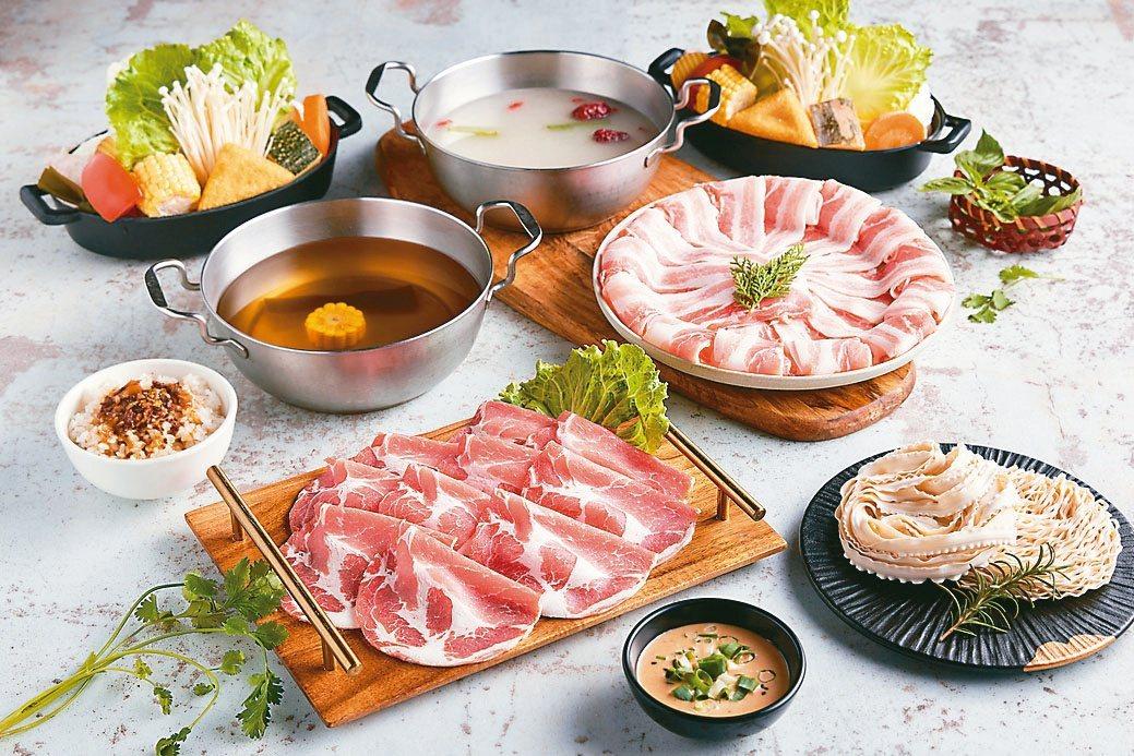 肉多多火鍋9月鎖定展潛力地區連展6店。業者/提供