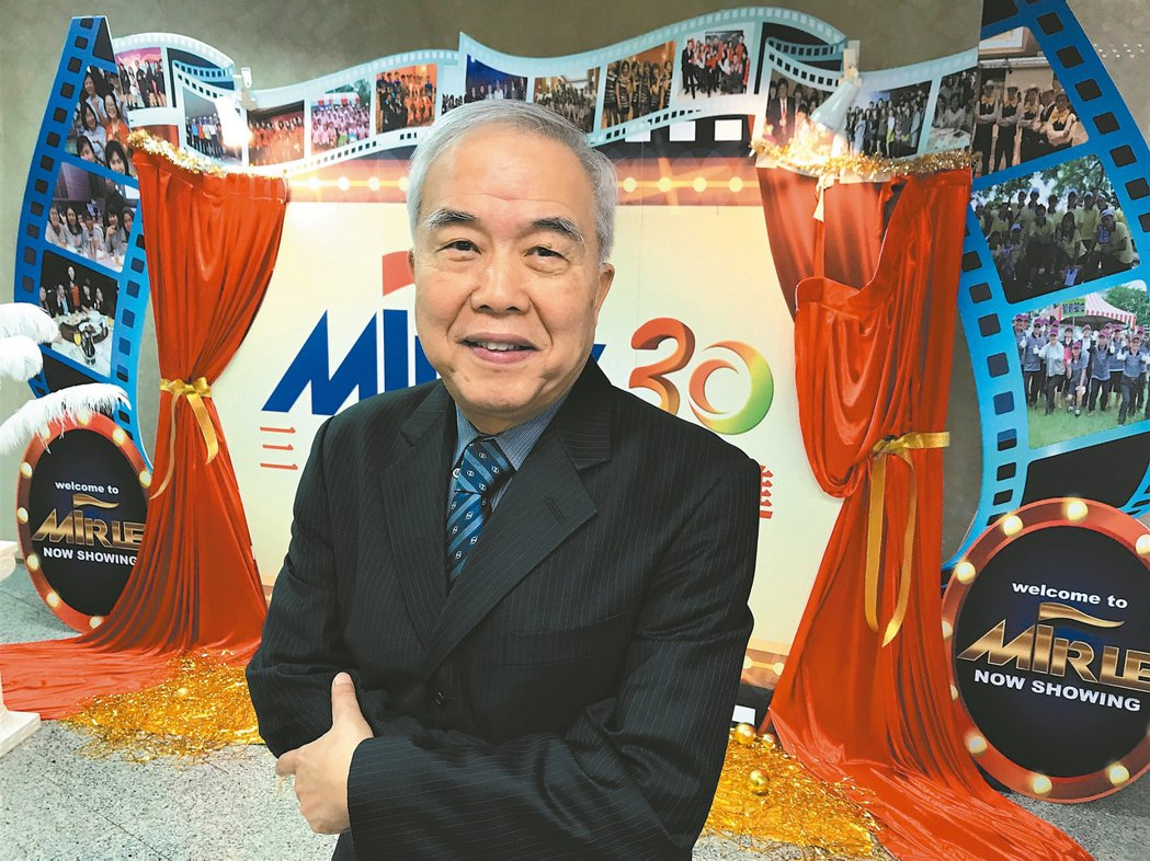 盟立董事長孫弘(本報系資料庫)