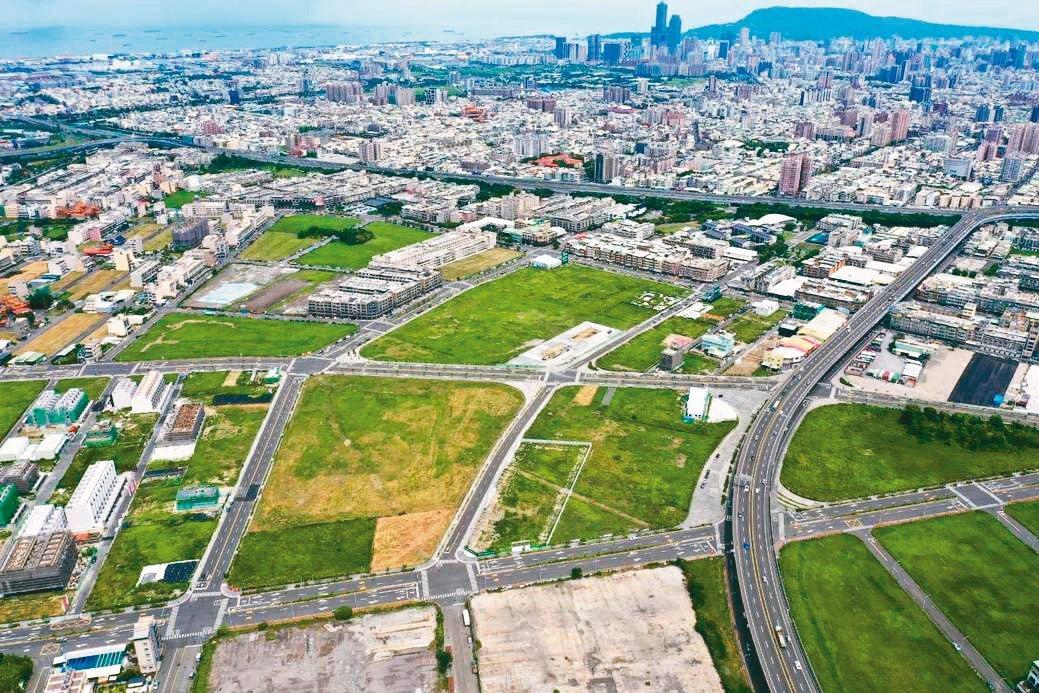 高雄第77期土地是近期標售熱區。地政局/提供
