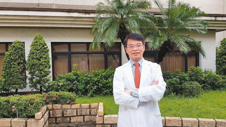 台南市立安南醫院醫療副院長許秉毅。圖/許秉毅提供