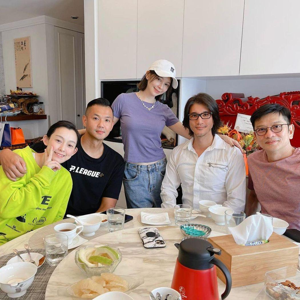 范范范瑋琪自從失言風波後就鮮少露面。 圖/擷自instagram。