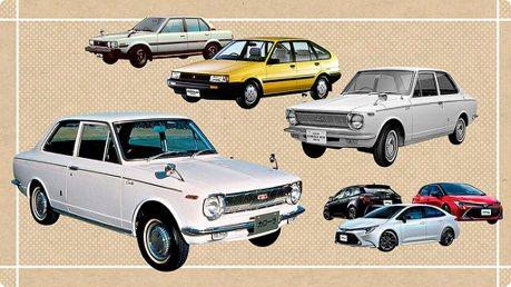 全球最暢銷家用車,每34秒就賣出一台!Toyota Corolla累積銷售達5,000萬輛