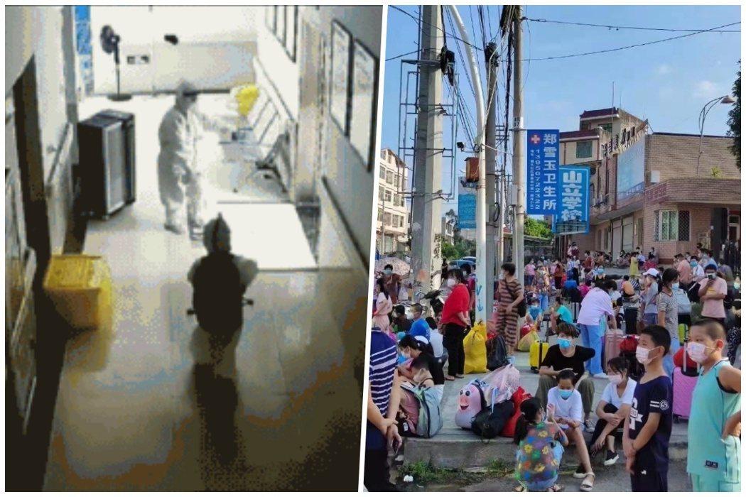 中國福建省突發的Delta疫情惡化,截至16日的通報數據已在6天累計確診261例...