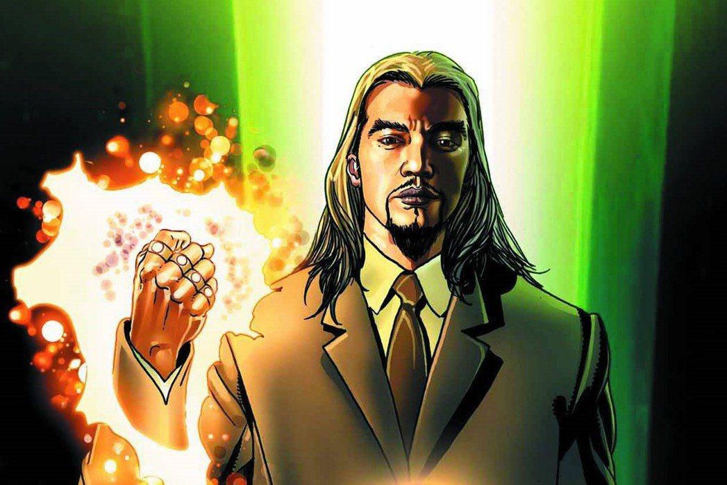 《無敵鋼鐵人》(the Invincible Iron Man)漫畫封面。 圖/取自漫威漫畫