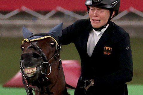 「如何避免在選購馬匹時受騙上當?」圖為示意圖,2020東京奧運中的聖男孩與騎士席...