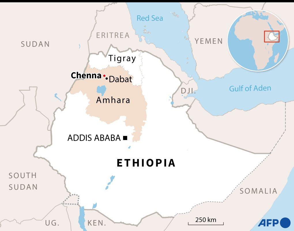 戰爭如今尤其以位於提格雷州(Tigray)南方、且與其有新仇舊恨的阿姆哈拉州(A...