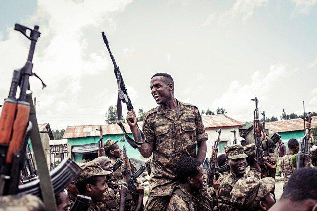 自2020年11月開打的衣索比亞-提格雷內戰至今有了新的局勢變化,從衣索比亞國防...