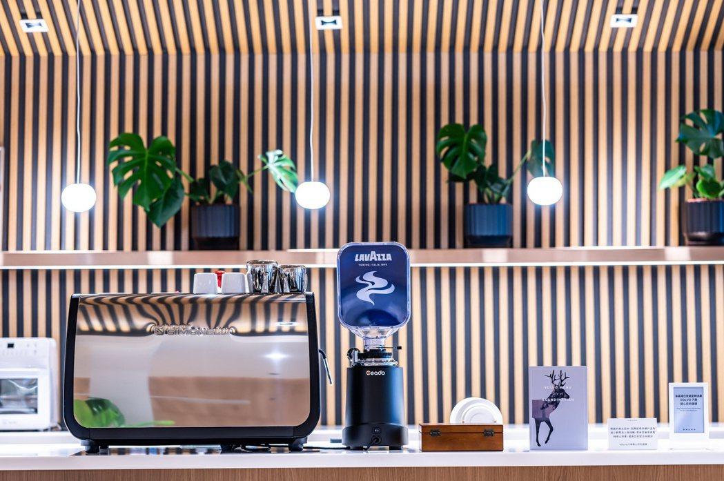 所有來店貴賓還可享用全球第三大咖啡烘焙商 LAVAZZA 咖啡,Top Clas...