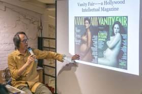 【活動報名】500案內所/跨界編輯人黃威融講座:我們經歷過的美好雜誌時光