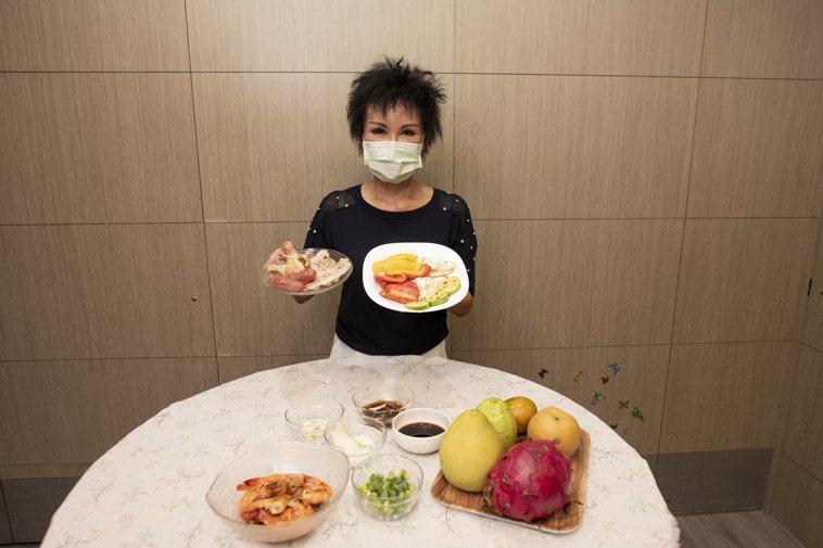 譚敦慈中秋節教你減毒安全烤肉。圖/江家全攝影