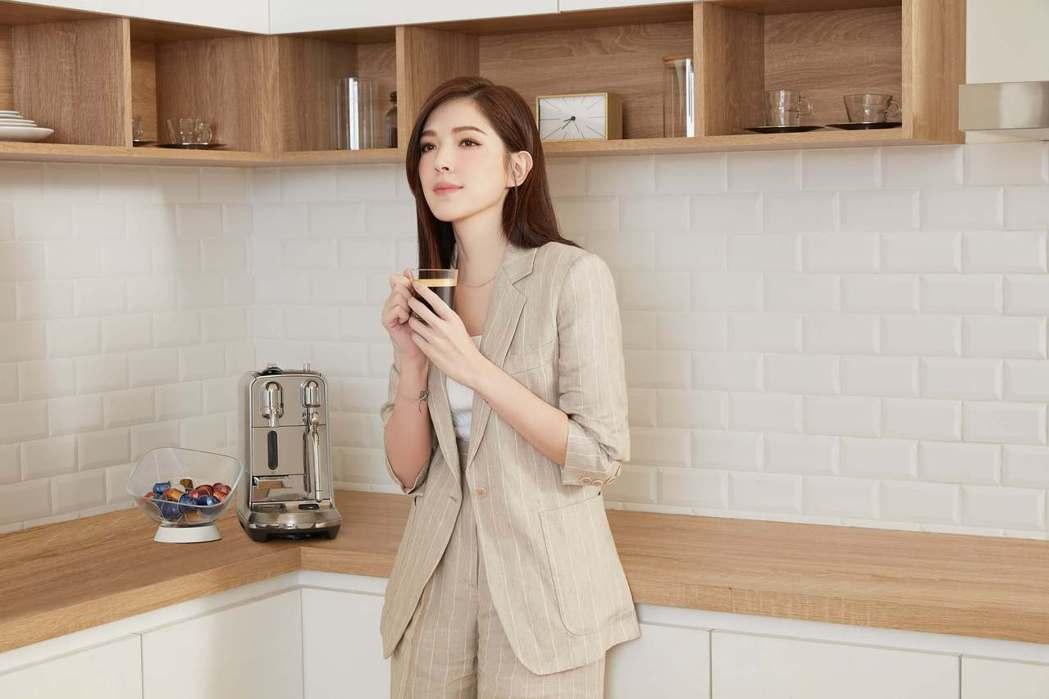 Nespresso咖啡永續大使許瑋甯身體力行實踐永續生活,希望透過此次與Nesp...
