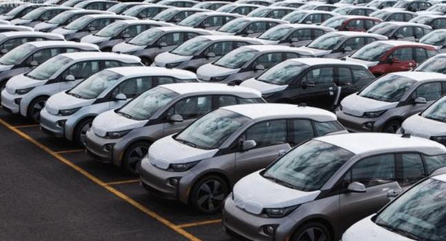 大陸「新能源汽車產業發展規劃(2021-2035年)」要求到2025年新能源汽車占整體汽車銷量20%左右。 圖/摘自網路