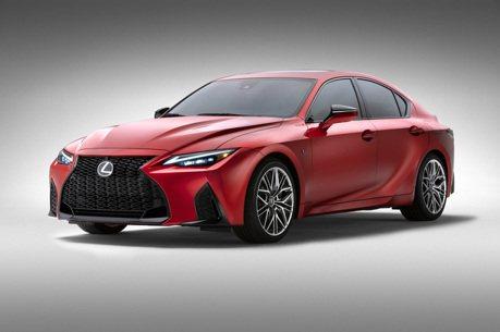 Lexus IS 500 F Sport Performance價格比德國對手更親民!