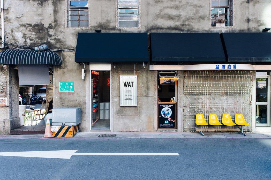 WAT第三間門市「赤峰店」在中山商圈開幕!鄰近市集與街頭藝術聚集的中山線形公園廣...