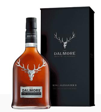 大摩亞歷山大三世紀念款 單一麥芽蘇格蘭威士忌。尚格酒業/提供