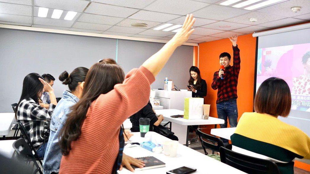 葉威志(Weily Yeh)在2015年回到台灣時積極尋找改變人生的機會,從零開...