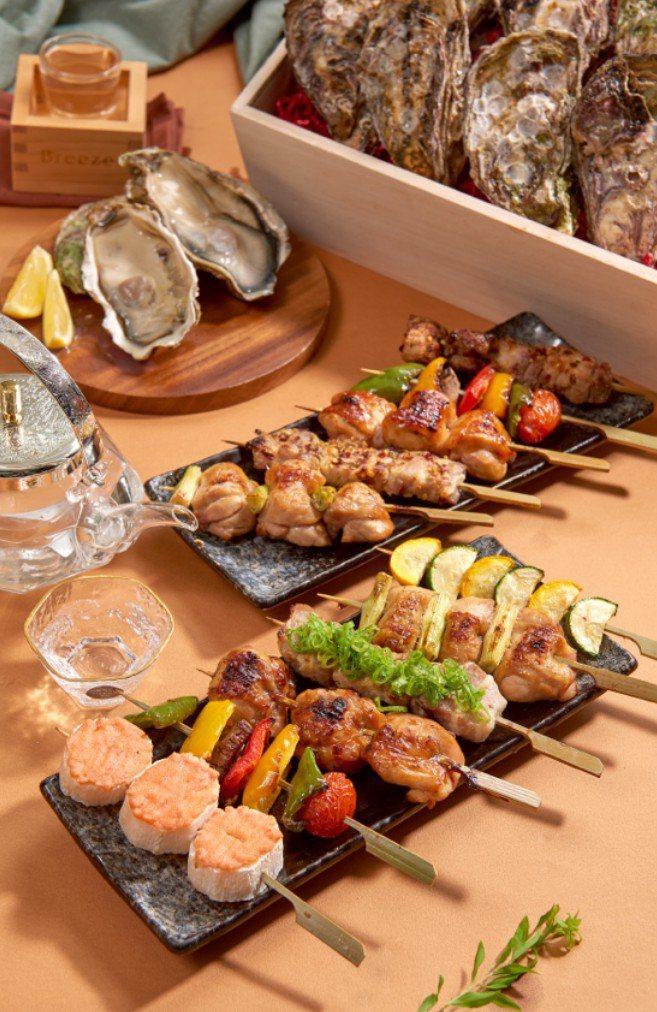 Breeze Super微風超市預料中秋連假四天,肉品、海鮮、熟食銷售將有倍數成...