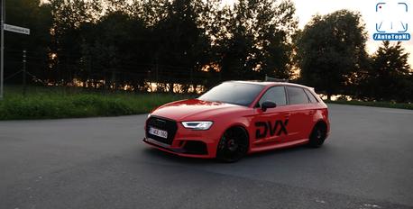 影/改到比Audi R8還猛的RS3超級鋼炮!