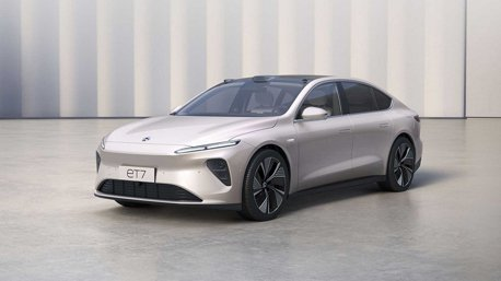 NIO蔚來ET7電動房車明年開始於德國交車!