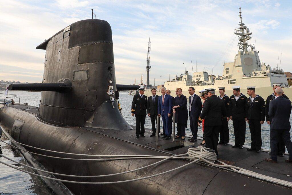 美、英、澳3國組成新的防禦聯盟後,澳洲取消與法國的潛艦交易、轉而與美國合作,這個...