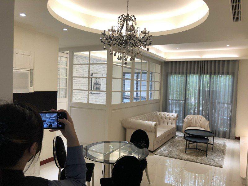 台南購物節最大獎出爐,鄰近南科、880萬元3樓附車位公寓。記者周宗禎/攝影