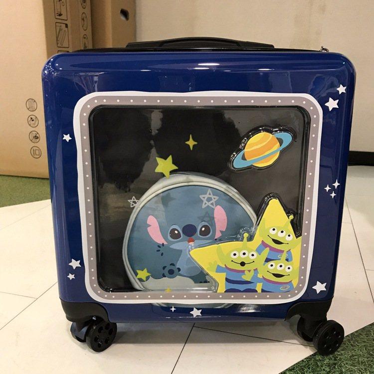 全家便利商店9月22日至11月2日推出「萌友限定!宇宙旅行團」集點活動,「行李箱...