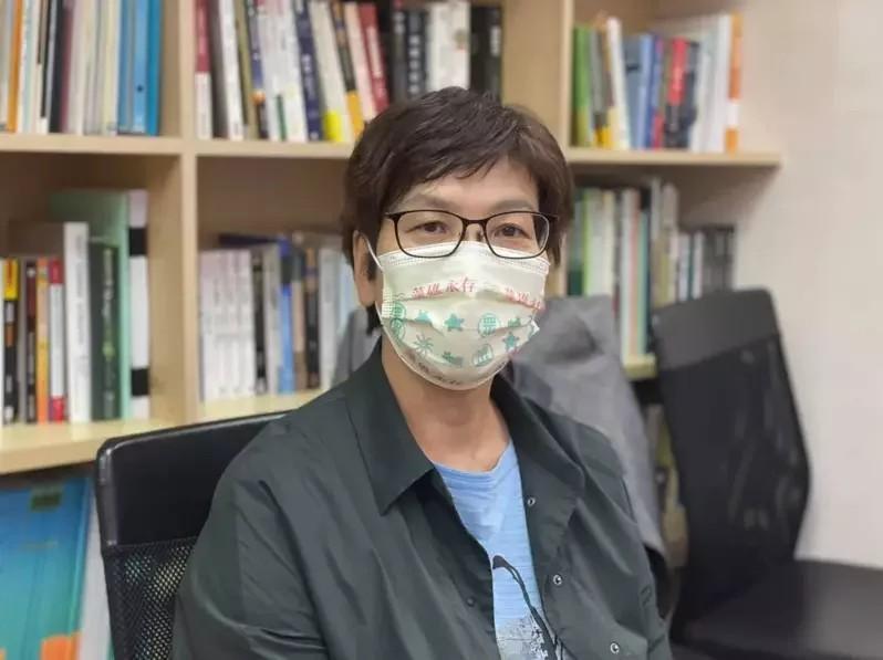 民眾黨立委蔡壁如。圖/取自蔡壁如臉書