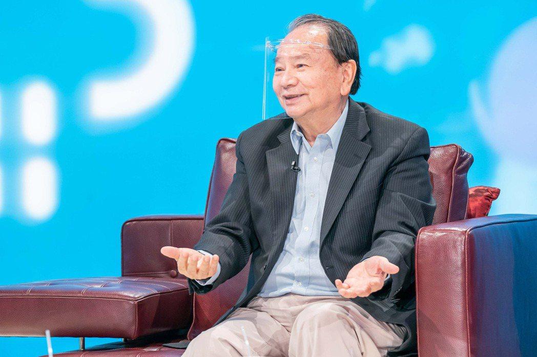 任立渝正享受清閒的退休生活。圖/TVBS提供