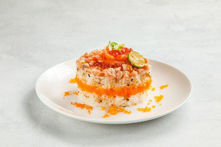 美威鮭魚的「鮭魚」,在料理課程中將會擁有全新的樣貌。圖/美威鮭魚提供