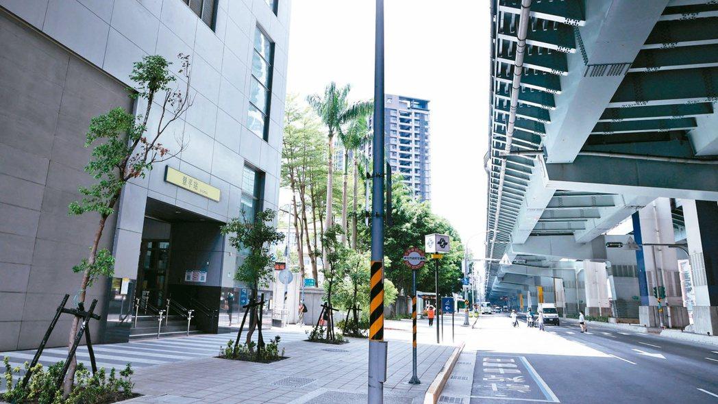 新北市中和區景平捷運站周邊,辦公室、商店與住宅林立,生活機能多元,房市再度受到重...