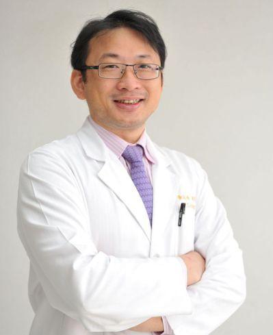 基隆長庚外科部部長黃挺碩。圖/黃挺碩提供