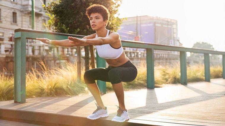 常見的6種「錯誤」基本訓練動作,把這些動作掌握好,才能避免運動傷害及做白工。圖/...