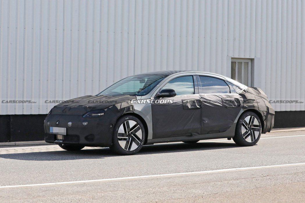 全新Hyundai IONIQ 6的車身尺碼將與現行第八代Sonata類似。 摘...