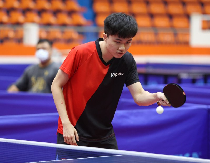 林昀儒全運會摘金。 110全國運動會提供