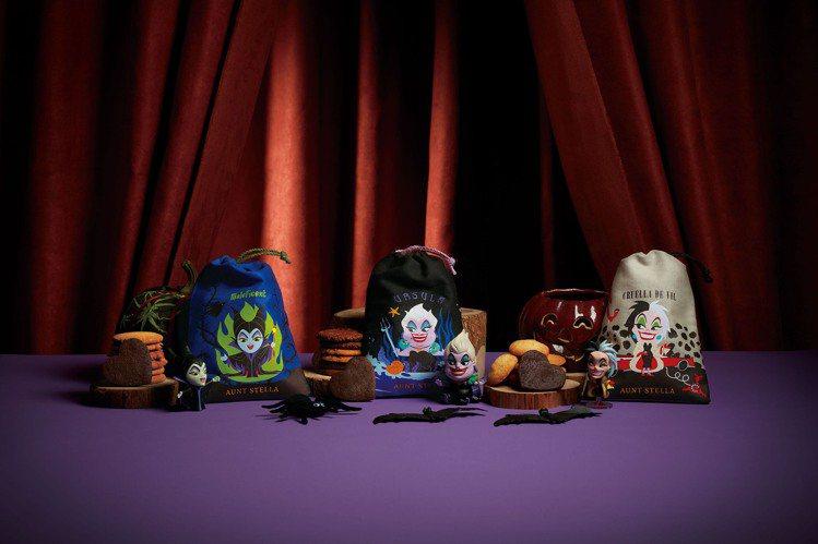黑魔女、烏蘇拉、庫伊拉,每個角色背後都有自己的故事,Aunt Stella今年就...