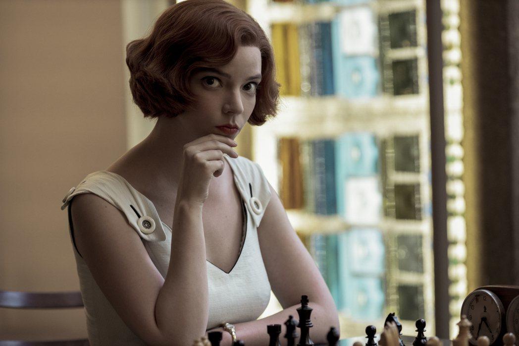 串流影音平台Netflix的迷你影集《后翼棄兵》(The Queen's Gam...
