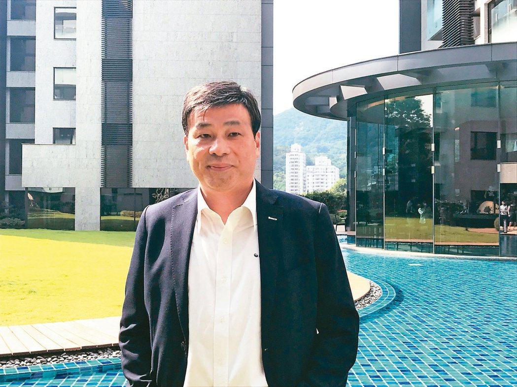 潤泰新董事長簡滄圳。(本報系資料庫)
