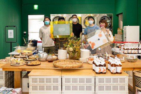 「胭脂食品社」聯手「擠米Jimmy food place」,帶來以夏日刨冰為靈感...