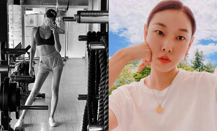 圖/儂儂提供 Source:modelhanhyejin@ig