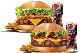 漢堡王8款產品「買1送1」!「5倍起司牛肉堡」現省139元