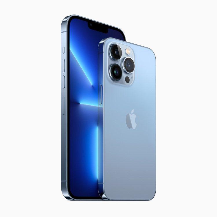 今年iPhone 13新機預約iPhone 13 Pro 256GB天峰藍色最搶...