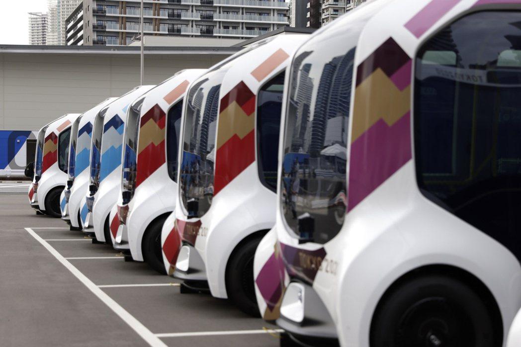 日本經產省要將「通往Level 4之路」自駕車計畫,推廣到全國40多個地區。(彭...