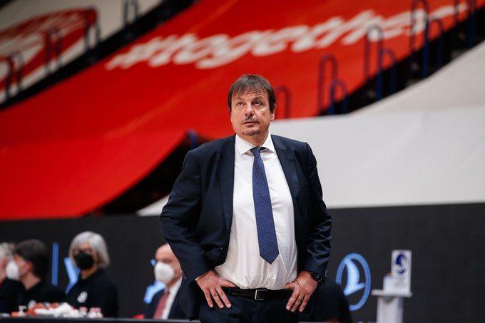 歐洲頗富盛名的教練阿塔曼。 擷圖自推特