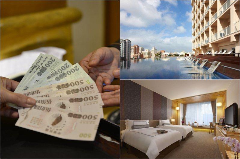 圖/高雄漢來大飯店提供、長榮國際連鎖酒店提供、澎湖福朋喜來登提供