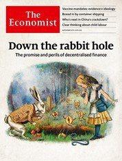 截圖自經濟學人雜誌