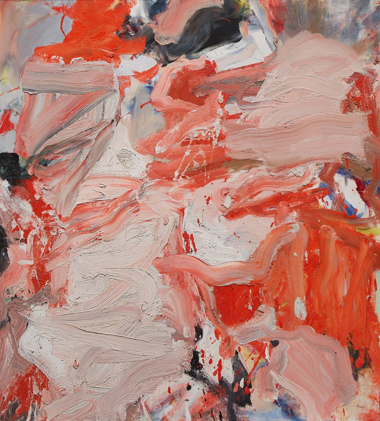 Willem de Kooning「無題 XXXIII」,1977年作,估價12...